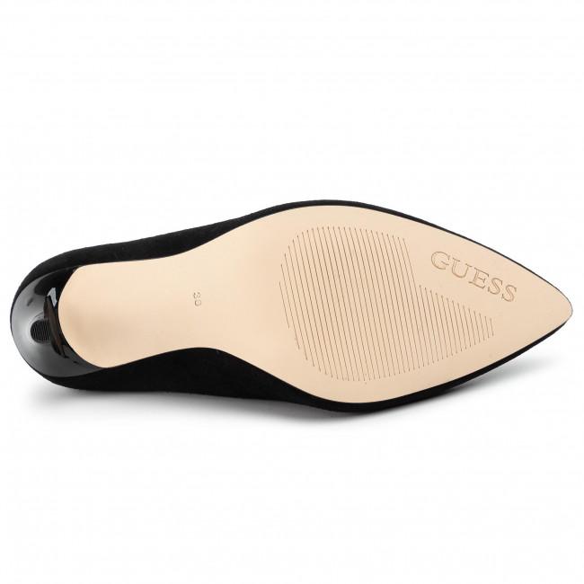 Scarpe stiletto GUESS - Crew4 FL5CR4 SUE08 BLACK - Stiletti - Scarpe basse - Donna