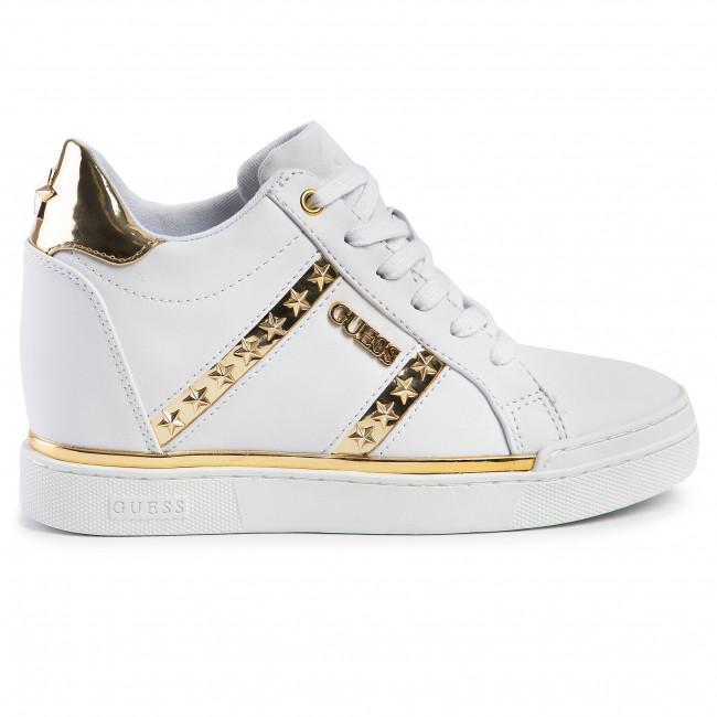 Sneakers GUESS Fayne FL5FAY ELE12 WHITEGOLD