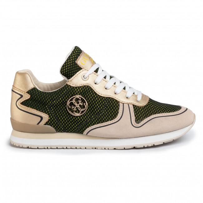 Sneakers GUESS Tessa FJ6TES ELE12 GOLD