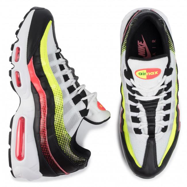 Scarpe NIKE - Air Max 95 Se AJ2018 004 Black/Aloe Verde - Sneakers - Scarpe basse - Uomo