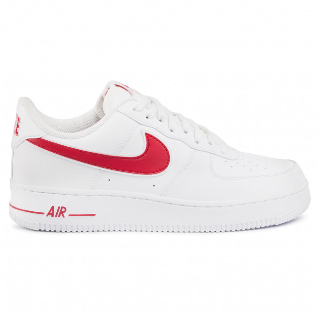 Nike Air Force 1 '07 3 (whitegym red) AO2423 102