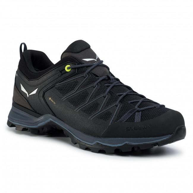Scarpe da trekking SALEWA - Ms Mtn Trainer Lite Gtx GORE-TEX 61361-0971 Black/Black