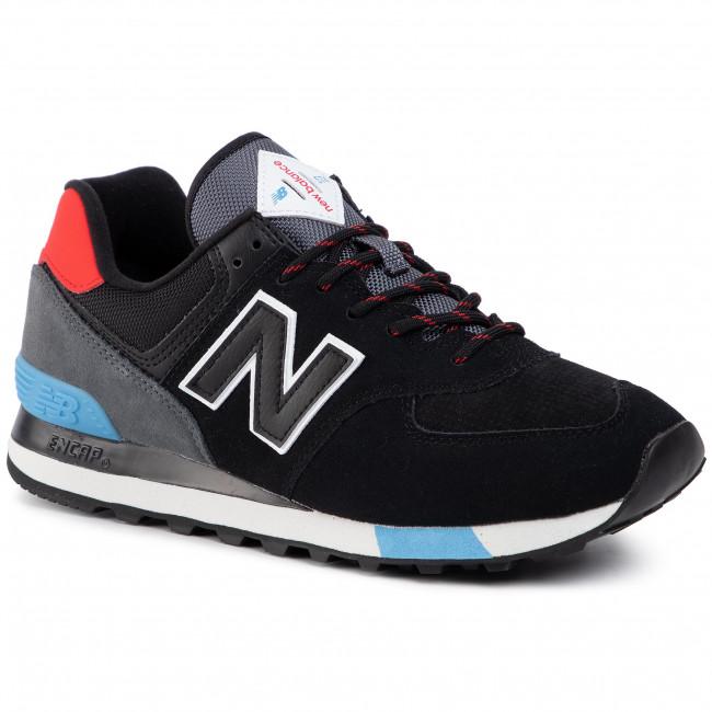 scarpe nere new balance
