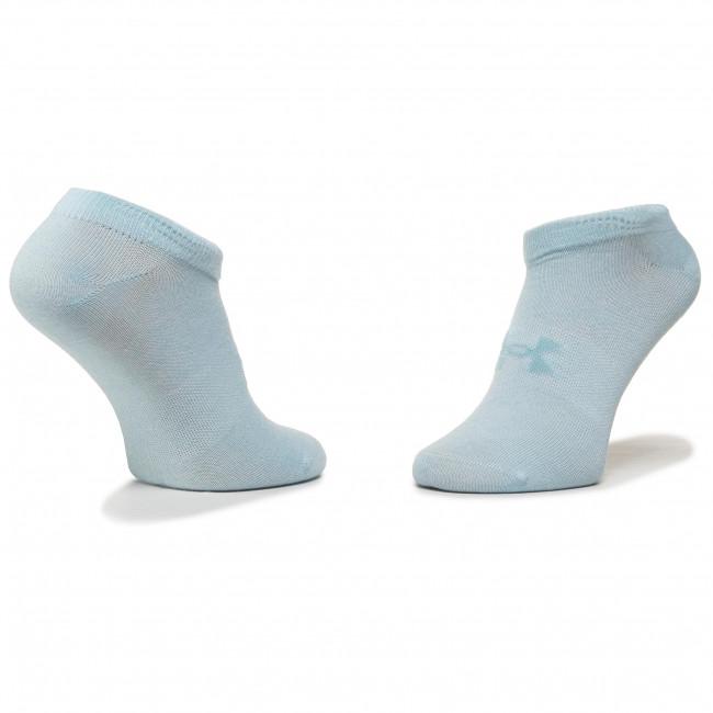 Set di 6 paia di calzini corti da donna UNDER ARMOUR - Essential No Show 1332981-672 Multicolore - Corti - Donna - Calzini - Accessori tessili - Accessori