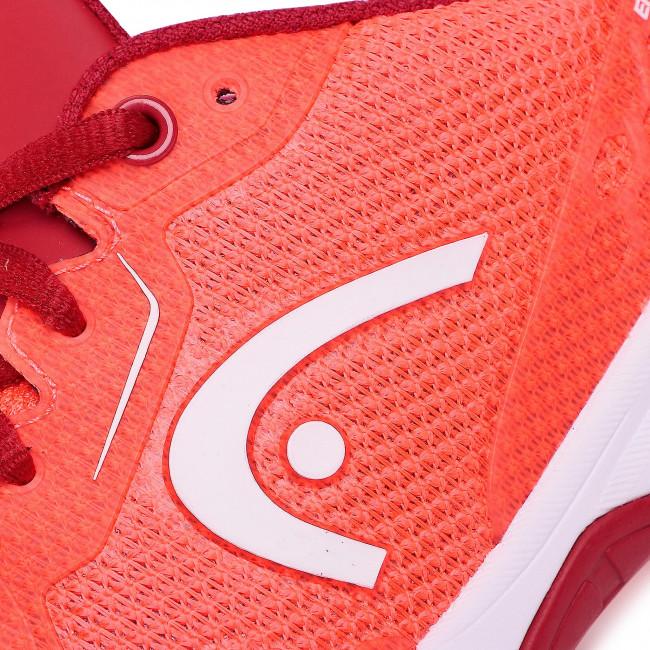 Scarpe HEAD - Revolt Pro 275100 Neon Red/Chilli - Tennis - Scarpe sportive - Donna