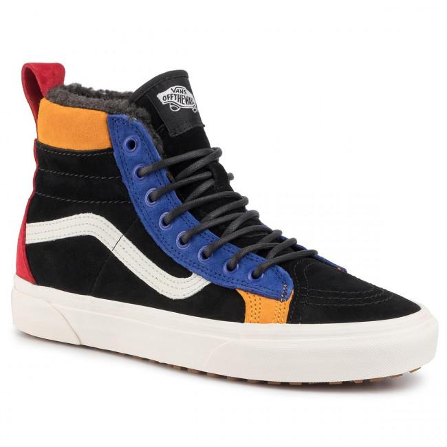 Sneakers VANS Sk8 Hi 46 Mte Dx VN0A3DQ5T3X1 BlackSurf The Web