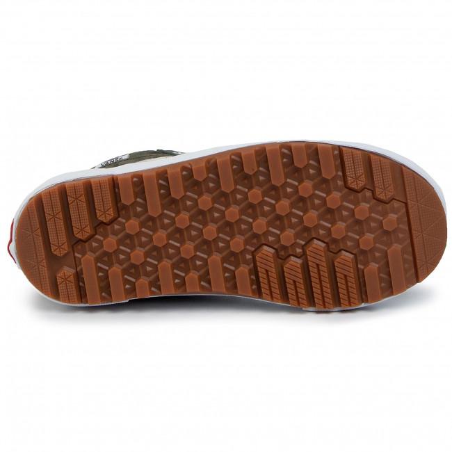 Sneakers VANS - Ski8-Hi Mte 2.0 Dx VN0A4P3ITUI1 (Mte) Forest Night/Tr Wht - Sneakers - Scarpe basse - Donna