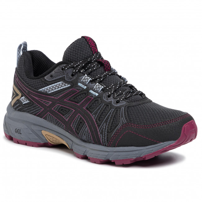 Scarpe ASICS - Gel-Venture 7 1012A476 Graphite Grey/Dried Berry 023