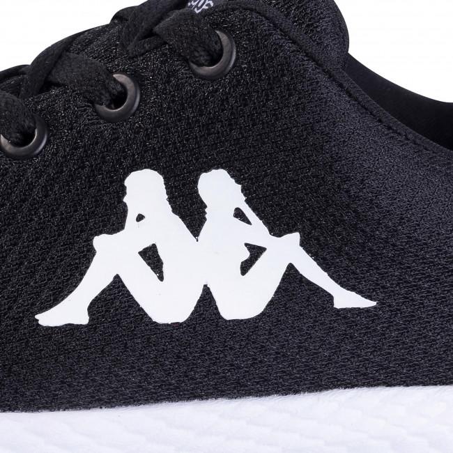 Sneakers Kappa - Banjo 1.2 242703 Black/white 1110 1 Scarpe Basse xktjq