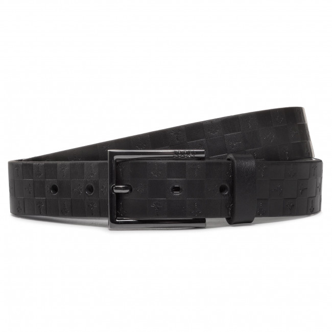 Cintura da uomo JOOP! - 7290 001 Black - Cinture per uomo - Cinture - Pelletteria - Accessori