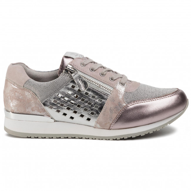 Sneakers CAPRICE - 9-23503-24 Soft Pink Comb 594 - Sneakers - Scarpe basse - Donna