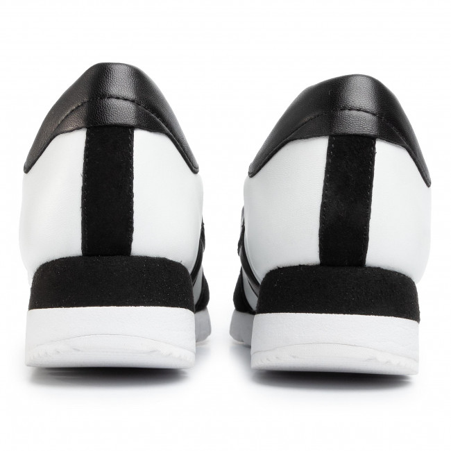 Scarpe basse CAPRICE - 9-24700-24 Black/White 015 - Basse - Scarpe basse - Donna