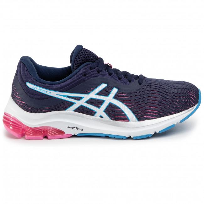 Scarpe Asics - Gel-pulse 11 1012a467 Peacoat/white 402 Da Allenamento Running Sportive WHpgS