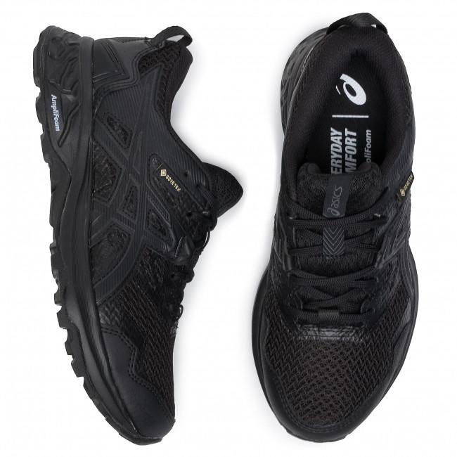 Scarpe Asics - Gel-sonoma 5 G-tx Gore-tex 1012a567 Black/black 001 Trail Running Sportive RSCWO