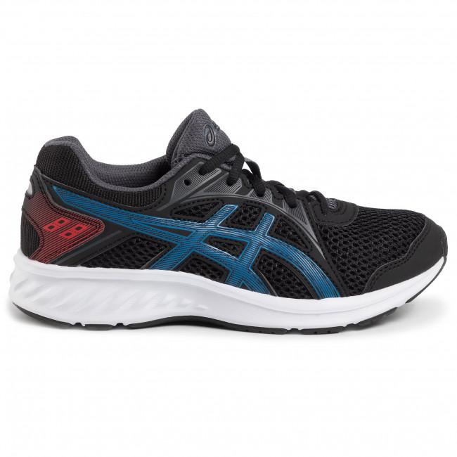 Scarpe ASICS - Jolt 2 Gs 1014A035 Black/Directoire Blue 006 - Scarpe da allenamento - Running - Scarpe sportive - Donna