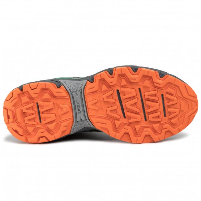 Scarpe Asics - Gel-venture 7 Gs 1014a072 Carrier Grey/cilantro 021 Trail Running Sportive 0z7S0