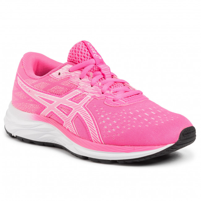 Scarpe ASICS Gel Excite 7 GS 1014A084 Hot PinkWhite 700
