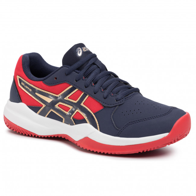 Scarpe ASICS - Gel-Game 7 Clay/Oc Gs 1044A010 Peacoat/Peacoat 400