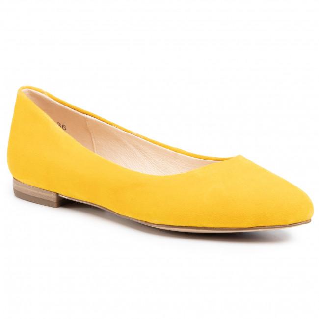 Ballerine CAPRICE 9 22104 24 Yellow Suede 641