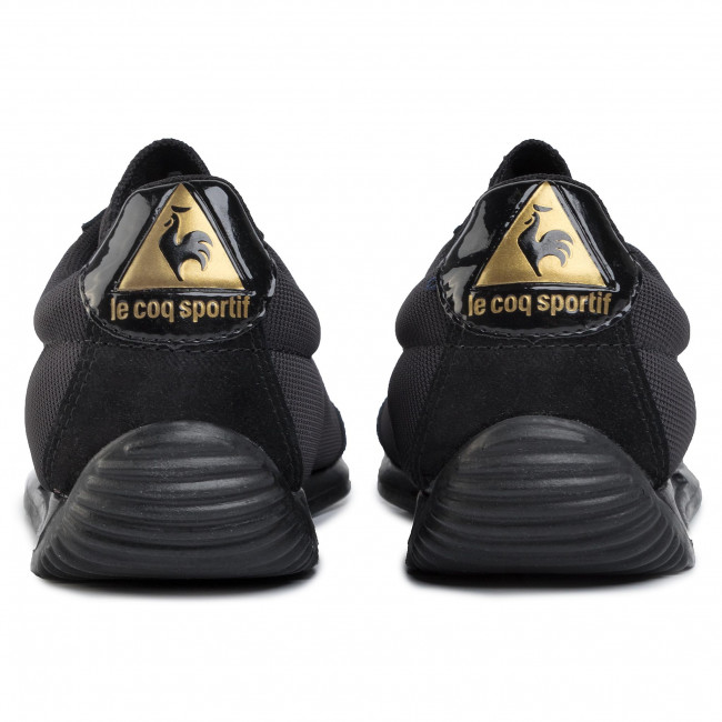 Sneakers LE COQ SPORTIF - Quartz Metallic 1920263 Black/Old Brass - Sneakers - Scarpe basse - Uomo