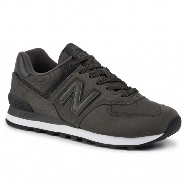 new balance scarpe uomo verdi