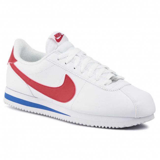Scarpe NIKE Cortez Basic Leather 819719 103 WhiteVarsity Red