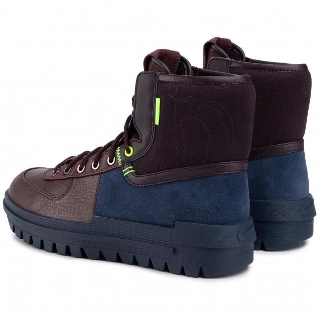 Scarpe NIKE - Xarr BQ5240 400 Obsidian/Electric Green - Sneakers - Scarpe basse - Uomo
