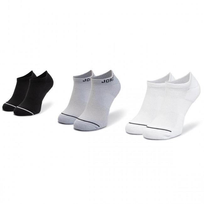 scarpe casual nuovi arrivi design senza tempo Set di 3 paia di calzini corti unisex NIKE - SX5546 018 Bianco ...