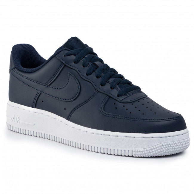 Scarpe NIKE Air Force 1 '07 AA4083 400 ObsidianObsidian