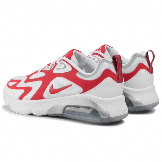 Scarpe NIKE Air Max 200 AQ2568 100 WhiteUniversity Red