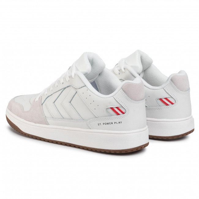 Sneakers HUMMEL - St. Power Play 207544-9810 Marshmallow - Sneakers - Scarpe basse - Uomo