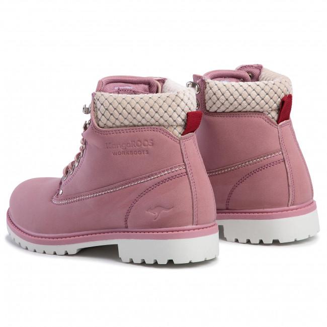 Scarponcini KANGAROOS - Riveter W I 30540 000 661 Pink - Scarpe da trekking e scarponcini - Stivali e altri - Donna