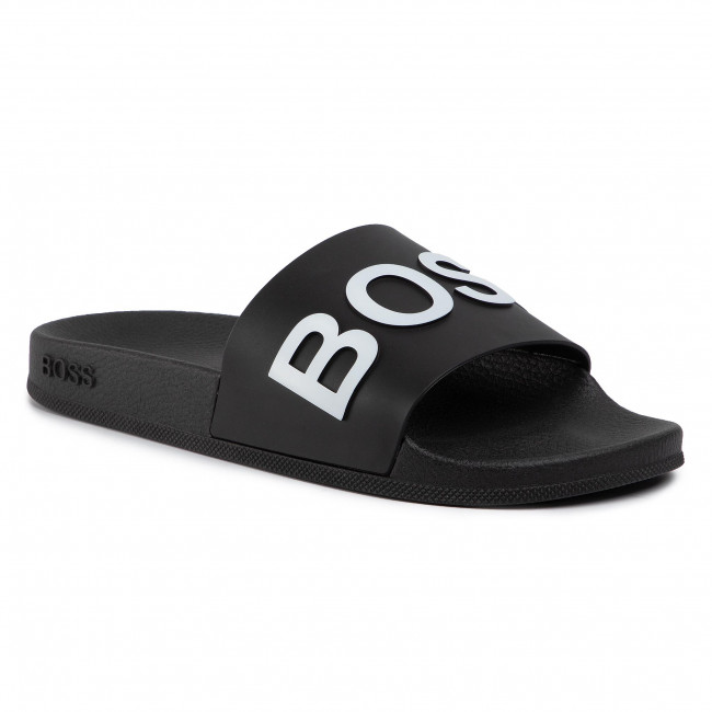 Ciabatte BOSS - Bay 50425152 10224455 01 Black 001