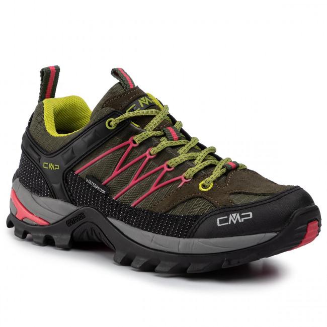 Scarpe da trekking CMP Rigel Low Wnm Trekking Shoes Wp 3Q54456 KakyCorallo 65BN