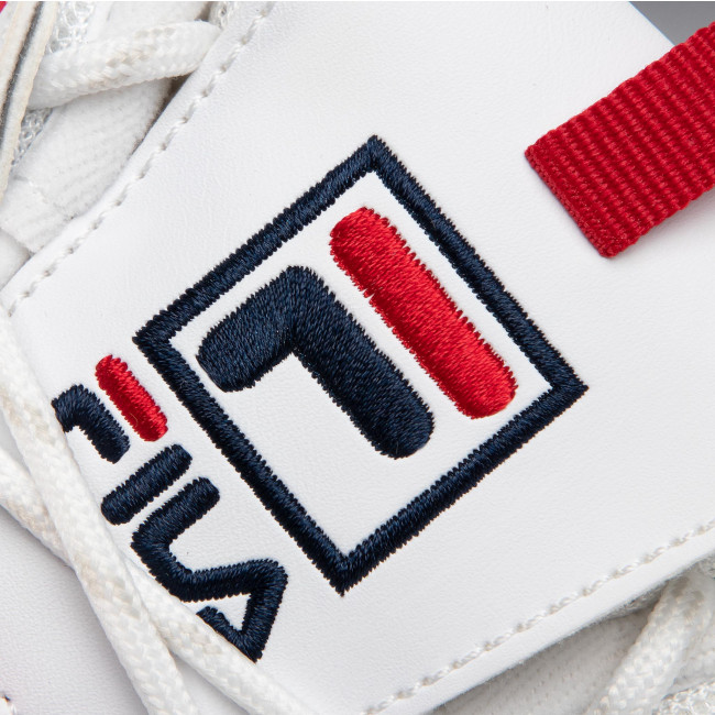 Sneakers FILA - Disruptor Cb Low 1010707.92N White/Fila Navy/Fila Red - Sneakers - Scarpe basse - Uomo
