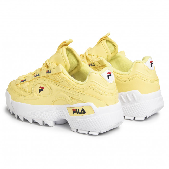 Sneakers FILA - D-Formation Wmn 1010856.60Q Limelight - Sneakers - Scarpe basse - Donna