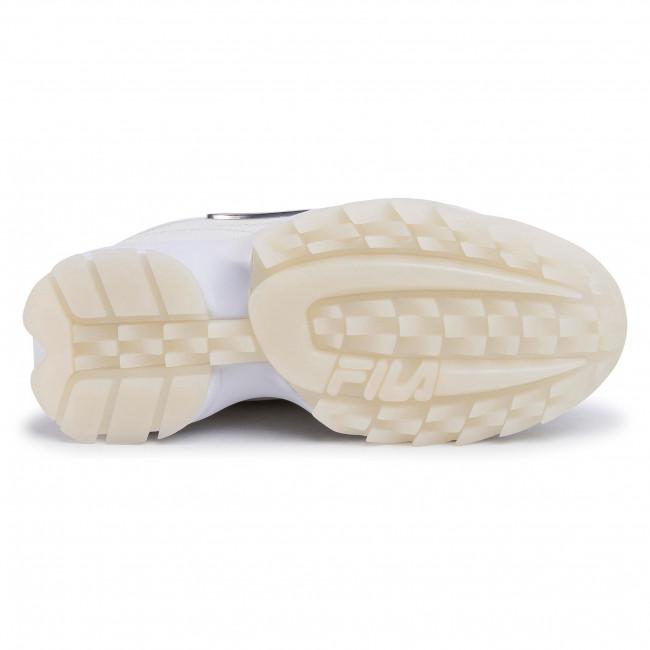 Sneakers FILA - Disruptor Mesh Wmn 1010860.79G Marshmallow - Sneakers - Scarpe basse - Donna