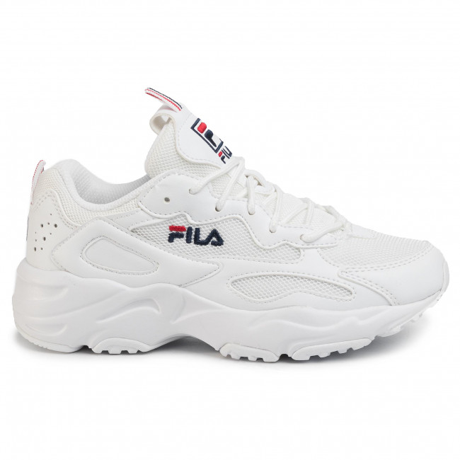 Sneakers FILA Ray Tracer Wmn 1010884.1FG White Sneakers