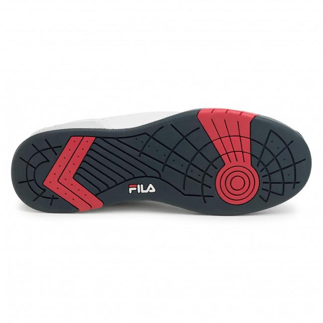Sneakers FILA - Netpoint 1010926.92N White/Fila Navy/Fila Red - Sneakers - Scarpe basse - Uomo
