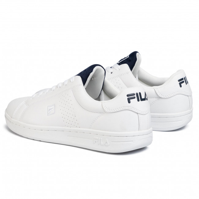 Sneakers FILA Crosscourt 2 Low 1010274.98F WhiteDress Blue