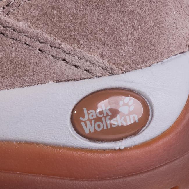 Scarpe da trekking JACK WOLFSKIN - Vojo Hike 2 Low W 4036741 Siltstone - Scarpe da trekking e scarponcini - Scarpe sportive - Donna