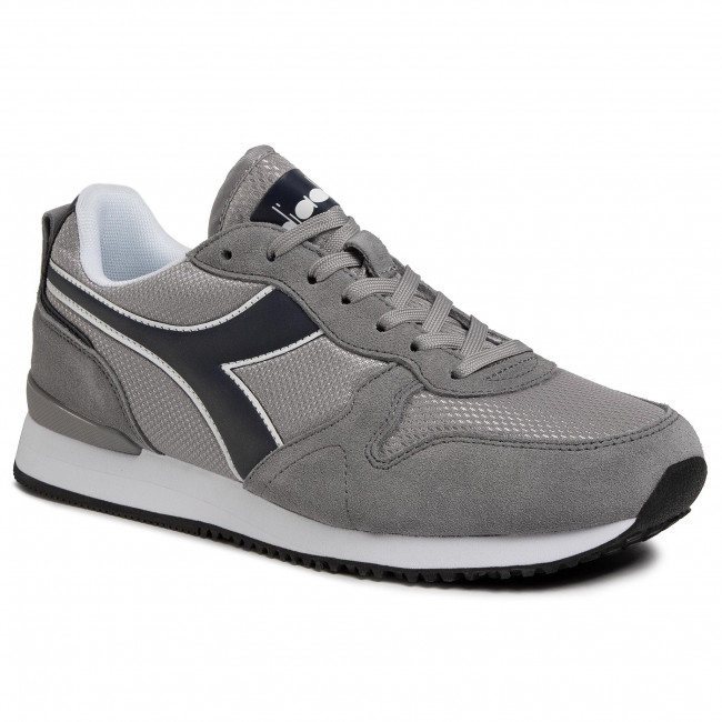 Sneakers DIADORA Olympia 101.174376 01 75072 Gray Ash Dust