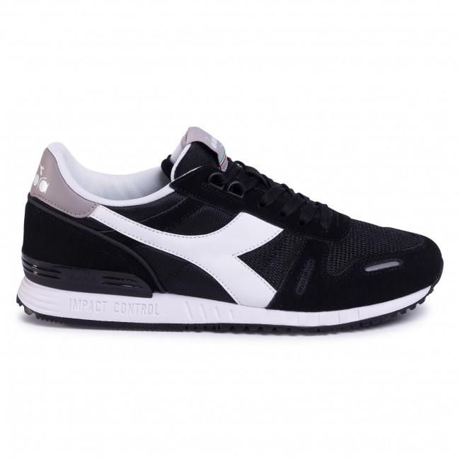 Sneakers DIADORA - Titan II 501.158623 01 C7565 Black/Ash - Sneakers - Scarpe basse - Uomo