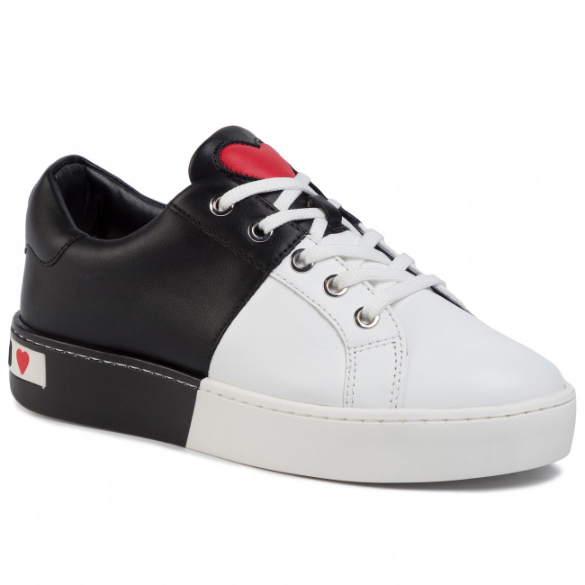 Sneakers LOVE MOSCHINO JA15013G1AIF110A BianNero