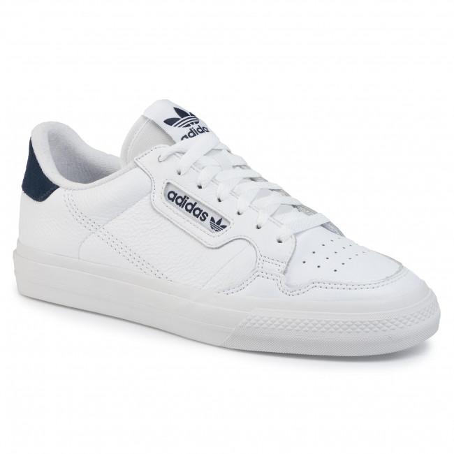 Scarpe adidas - Continental Vulc EG4588 Ftwwht/Ftwwht/Conavy