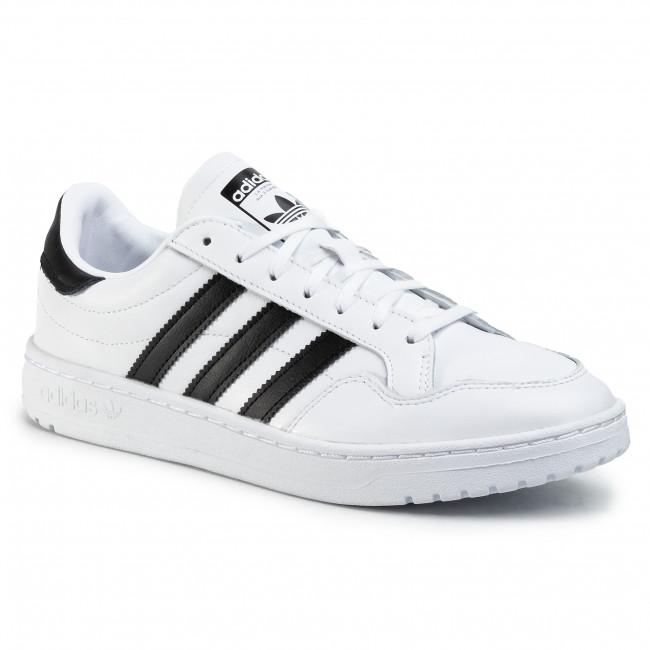 Scarpe adidas - Team Court EG9734 Ftwwht/Cblack.Ftwwht