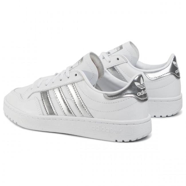Scarpe adidas Team Court W EG9824 FtwwhtSilvmtFtwwht