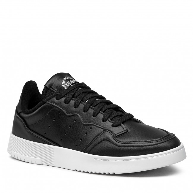 Scarpe adidas - Supercourt EE6038 Cblack/Cblack/Ftwwht