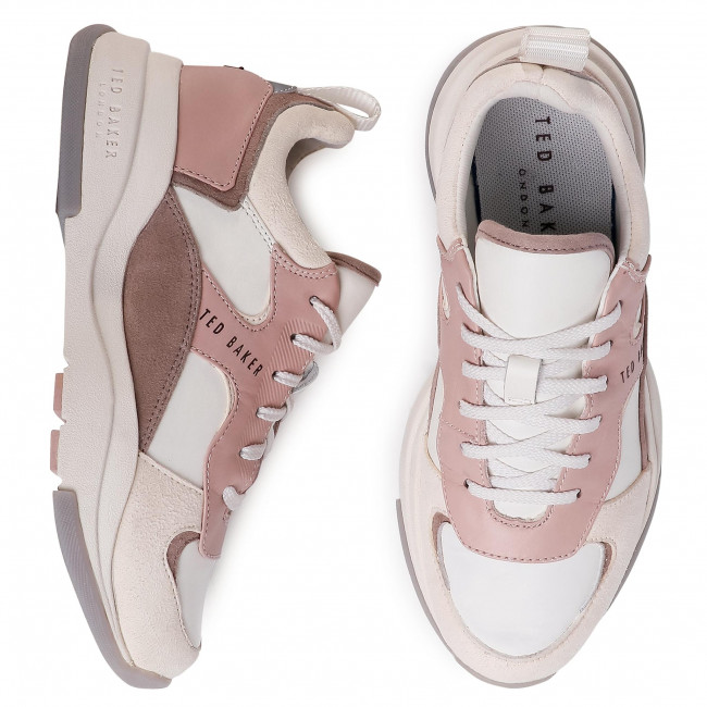 Sneakers TED BAKER - Winslop 242470 Nude/Pink - Sneakers - Scarpe basse - Donna