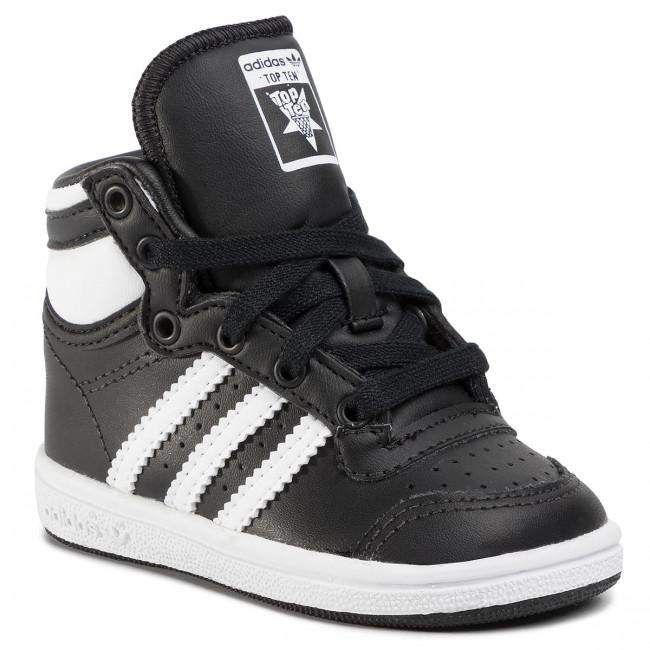 Scarpe adidas Top Ten Hi I EF2907 CblackFtwwhtCblack